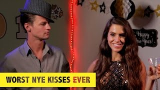 8 Worst New Years Eve Kisses