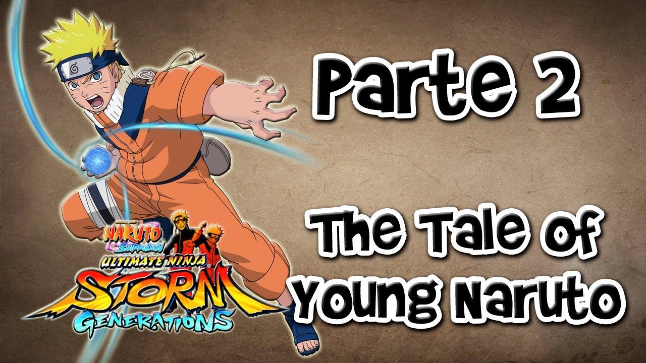 Detonado Naruto Generations Xbox 360 Parte 02 The