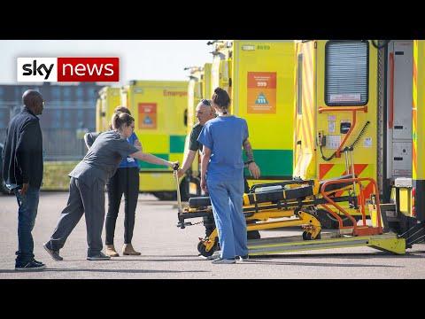 BREAKING: Coronavirus Deaths In UK Rise By 938 To 7,097