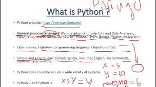 01 Python for Network Engineers with Demo LAB By Eng Mohammad Al Qaq | Arabic