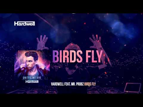 Hardwell feat. Mr. Probz - Birds Fly (Preview)