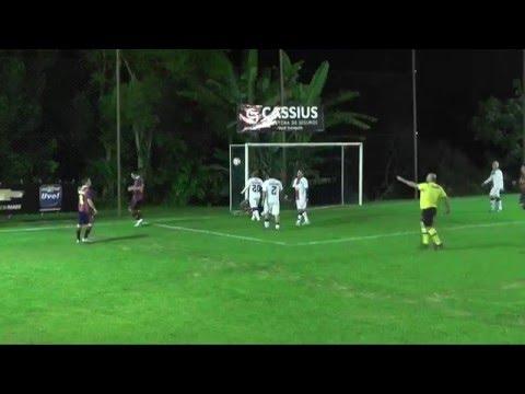 Camp Beira Rio 1ª Rodada - PSG 0 x 0 BARCELONA