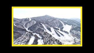 Ktx 타고 스키장 가자…용평리조트 무료셔틀버스 운영