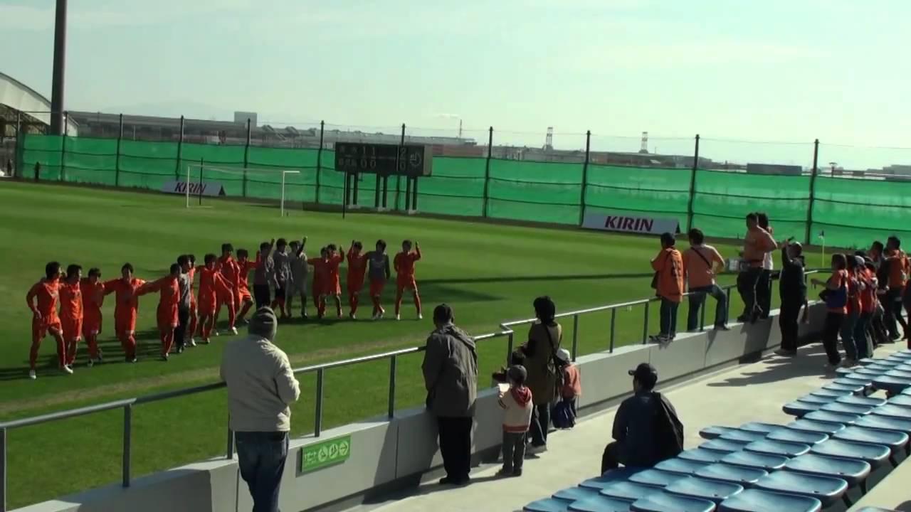 Jユースカップ2010 1回戦 清水ユ...