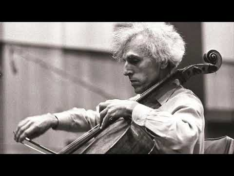 Bach Cello Suite No 2 in D minor / Paul Tortelier