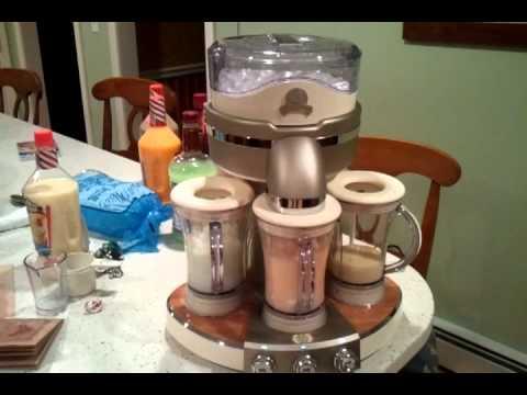 how to use margaritaville blender