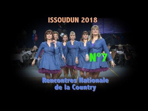 Line Dance Story En Finale Des Master's Team à Issoudun (Indre) Samedi 24 Mars 2018