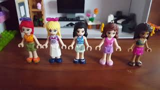 Which Lego friend character are you?
