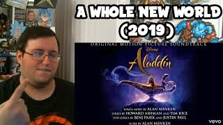 "Gors ""aladdin (2019)"" A Whole New World   Mena Massoud, Naomi Scott Reaction"