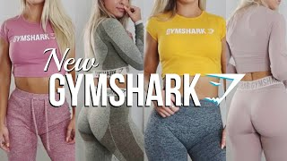 Gymshark Look Book | New Releases Try-On Haul