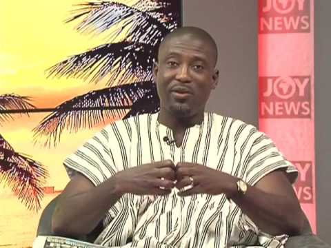 New Accra Mayor - AM Talk on Joy News (24-3-17)
