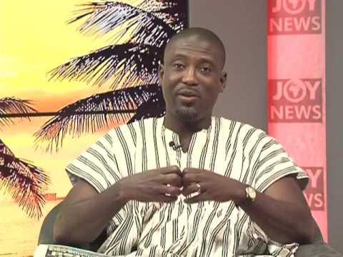 New Accra Mayor - AM Talk on Joy News (24-3-17)