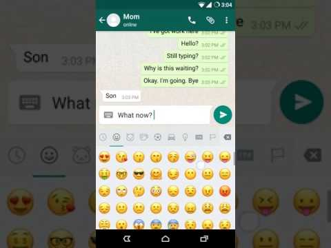 Mom chat with son (https://www.facebook.com/mathukuttyxavier/videos/1532854800073140/)