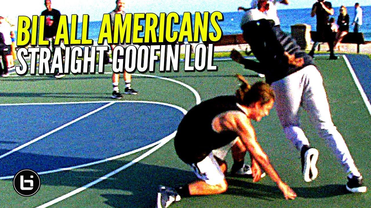 all-american-players-vs-clueless-randoms-at-the-beach-straight-goofin