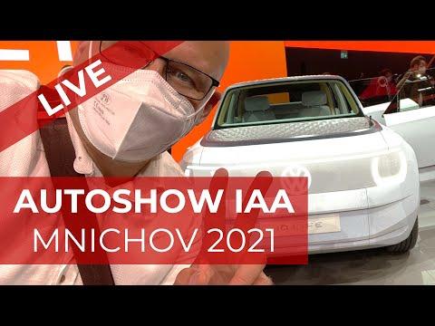 AUTOSHOW IAA MNICHOV 2021