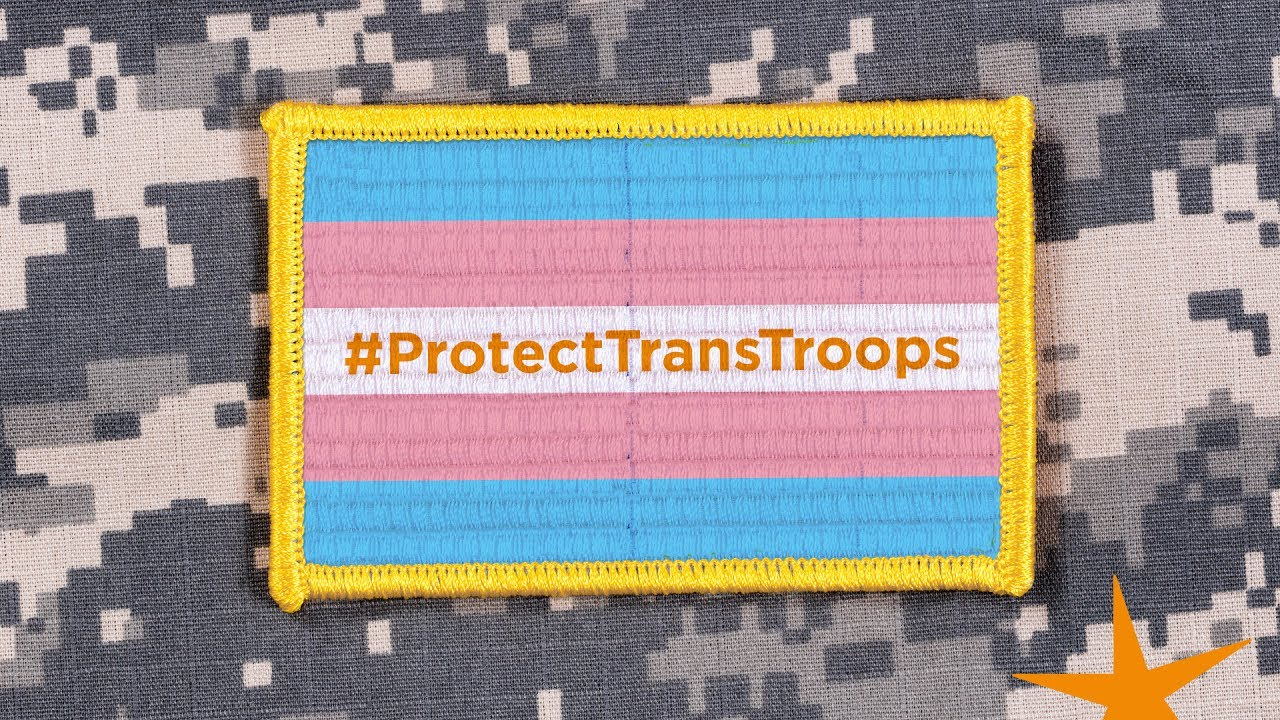 Amit Paley Responds to Trump Banning Trans Service Members ...