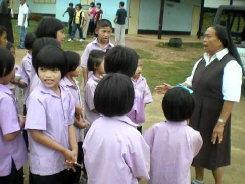 English Camp/Outreach Project by Filipino Community of Ratchaburi, Thailand 1