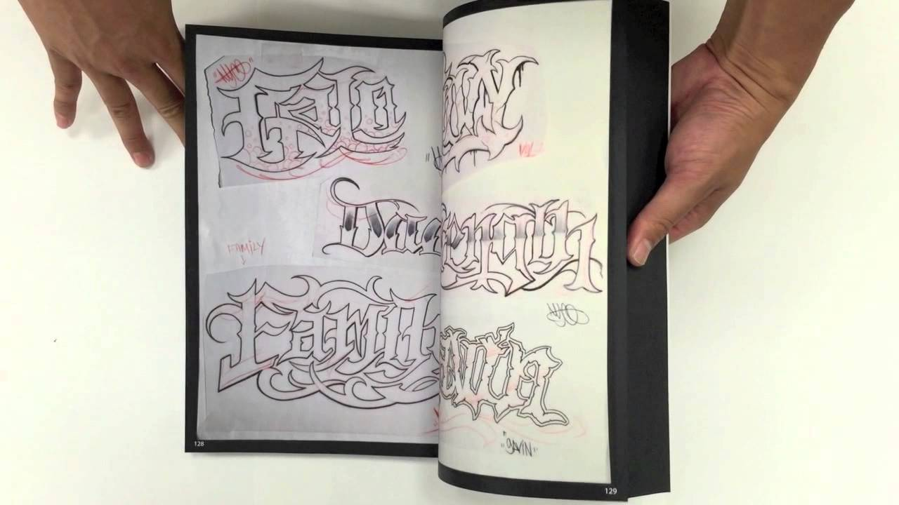 Nyce Lettering Book 2 By Galo Balseca Youtube