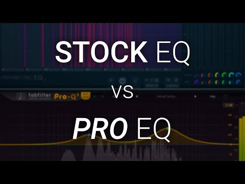 Can You Hear The Difference? Stock EQ vs Pro EQ