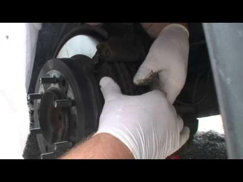 Heli4213,Toyota 4Runner Rear Brake Pads