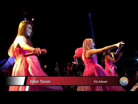 Trio Macan - Edan Turun (Live Acara Pernikahan Heboh Kaltim 2018) thumbnail