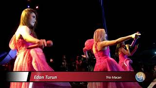 Gambar cover Trio Macan - Edan Turun (Live Acara Pernikahan Heboh Kaltim 2018)