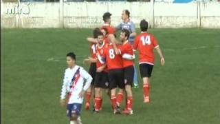 Fútbol LRF | Independiente 2 - Peñarol (Pigüé) 1