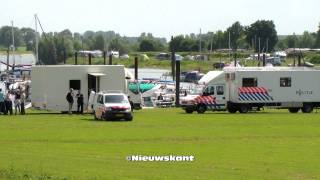 Grote politie controles op campings in Lathum