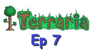 Terraria - How To Make A Chest - Ep 7