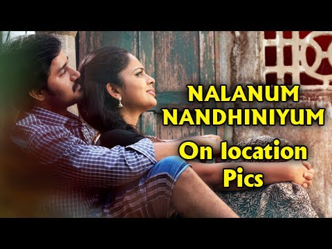 nalanum-nadhiniyum---michael-thangadurai,-nandita---on-location-pics