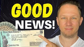 YES! $1200 + $500 Second Stimulus Check Update Today!