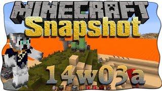 Minecraft 1.8 Snapshot 14w18a [Deutsch/German] - Revolutionäres Pistonupdate