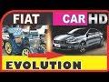 Fiat Sedan Car Evolution