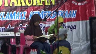 Video Merdu Sekali Saat Ayat Ayat Suci Al Qur'an Dilantunkan Pada Peringatan HUT RI download MP3, 3GP, MP4, WEBM, AVI, FLV Agustus 2018