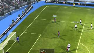 PES 2011 PC Gameplay