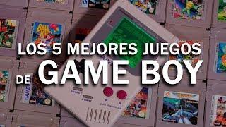Los 5 Mejores Juegos del primer Game Boy