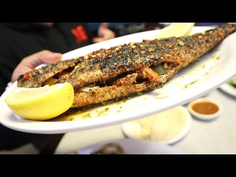 Mermaid Fish & Grill House Is Toronto's Home For Halal Cuisine
