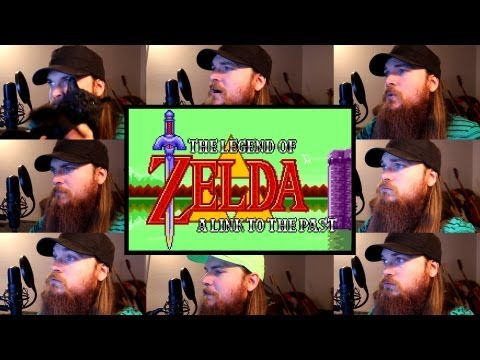 Zelda A Link to the Past - Dark World Theme Acapella