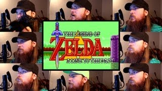 Zelda A Link to the Past - Dark World Theme Acapella