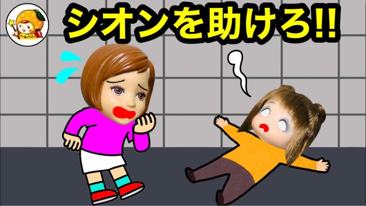 【シオンが事故にあう!?】これから起こる事が全て分かるケーちゃん!! 先回りして危険な目に遭うシオンを救う事ができるのか!?