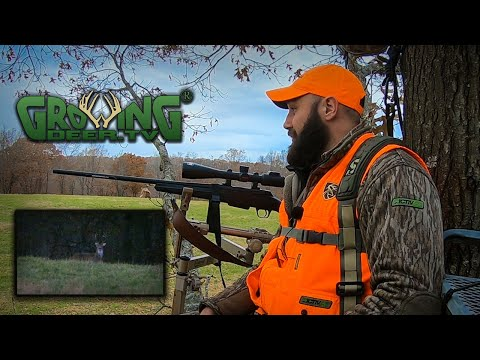 Buck Down: Tall Eight Pointer (Deer Hunting 2019 Outtakes)