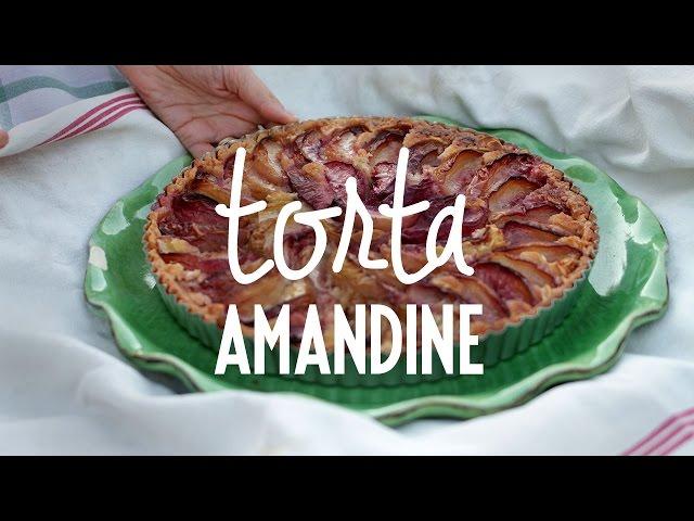 Torta Amandine | Rendez-vous en Provence