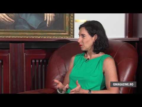Floriana Jucan, Q Magazine, alături de Cristina Ştefan