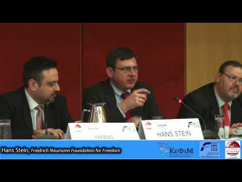 Free Market Road Show, Athens 2014 (part 1) (in english)