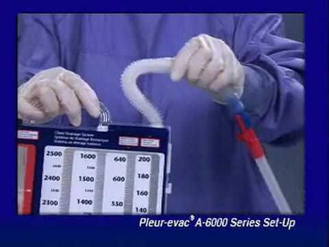 Pleurx Catheter Nurse Care