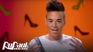 Whatcha Packin': Ariel Versace | Season 11 Episode 5 | RuPaul's Drag Race
