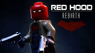 Lego RedHood rebirth