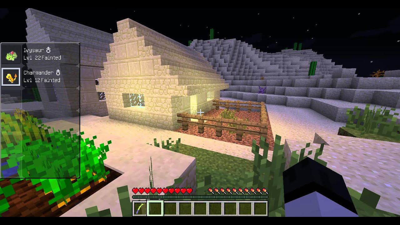 Minecraft pixelmon 2 a shiny charmander youtube - Pixelmon ep 1 charmander ...