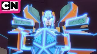 Transformers Cyberverse | Memories of the Allspark | Cartoon Network