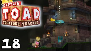 Kameks Mondscheinturm! | #18 | Captain Toad: Treasure Tracker
